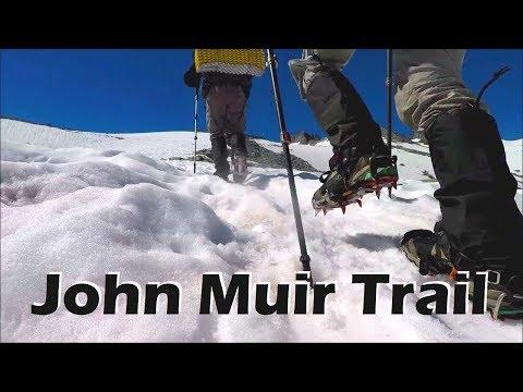 John Muir Trail 2017 - July