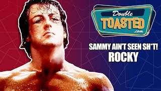 ROCKY – MOVIE REVIEW HIGHLIGHT – Double Toasted