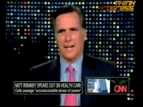 Mitt Romney's Awkward Interview With Larry King
