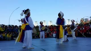 2014년 행복서구한마당 꽹과리신동 홍지우 공연