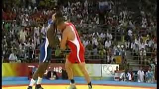 120 кг. Mijain Lopez vs Khasan Baroev
