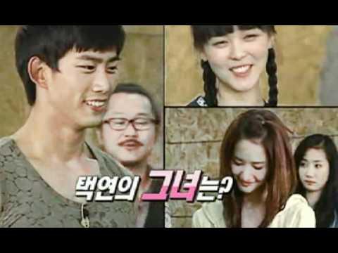 SNSD Yoon Ah, Sunyeh of Wonder Girls Match to take choice of 2PM TAECYEON
