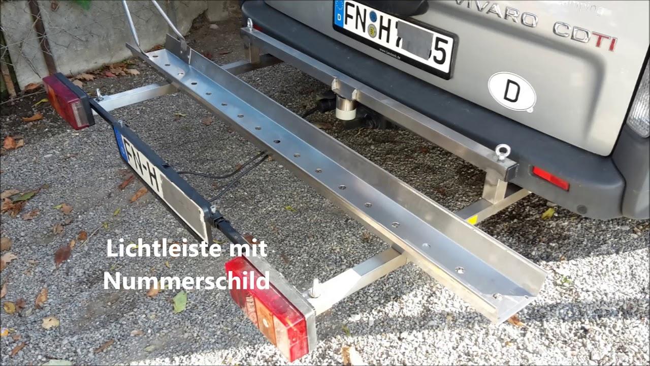 belastbar bis 350kg 120mm V4A Bruchlast 1000kg Kettenhaken KAMERO Edelstahl Trailerhaken mit Wirbel Drahtseilhaken rostfrei