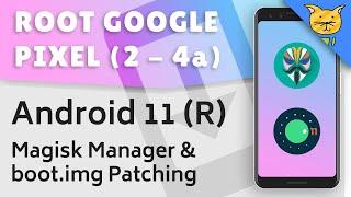 How to Root Google Pixel (2, 3/a, 4/a & XL) on Android 11 cмотреть видео онлайн бесплатно в высоком качестве - HDVIDEO