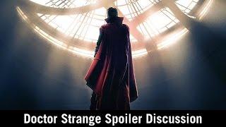 Doctor Strange Spoiler Discussion