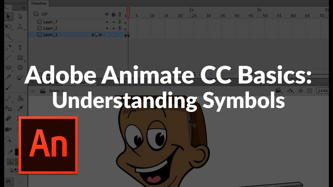 Adobe Animate Cc 2018 Basics 2 Understanding When To Use Symbols