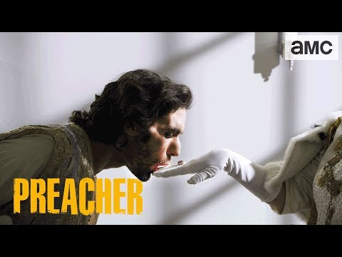 'Herr Starr's Call w/ The Allfather' Sneak Peek Ep. 305 | Preacher