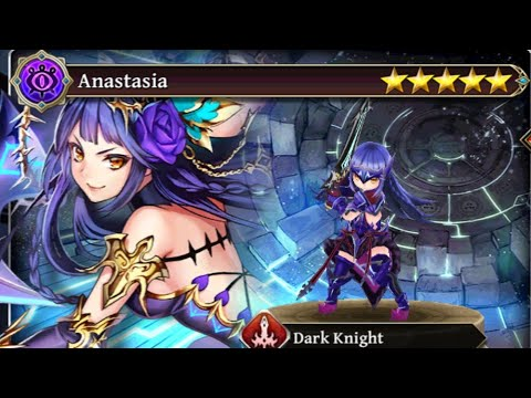 The Alchemist Code - Global Release ( For Whom The Alchemists Exist ) Anastasia Summon - Red Summon