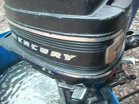 1964 mercury outboard kiekhaefer vintage 4 3 9 5 6 7 for Mercury 4 hp boat motor