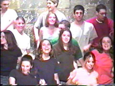 stamford high school  jr dance 1998 fashion show