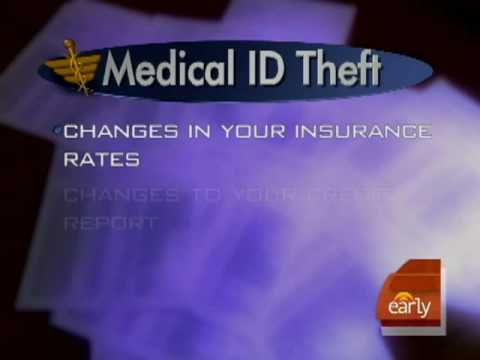 Painful Medical ID Theft