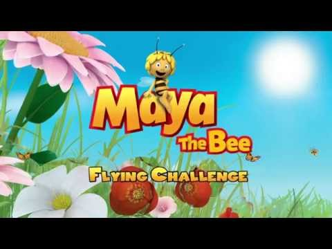 Maya the Bee: Flying Challenge - Official Trailer (iOS & Android)