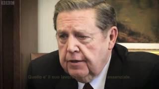 I mormoni:Intervista della BBC a Jeffrey Holland apostolo mormone.