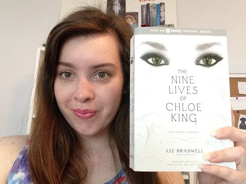 Book Review The Nine Lives Of Chloe King By Liz Braswell