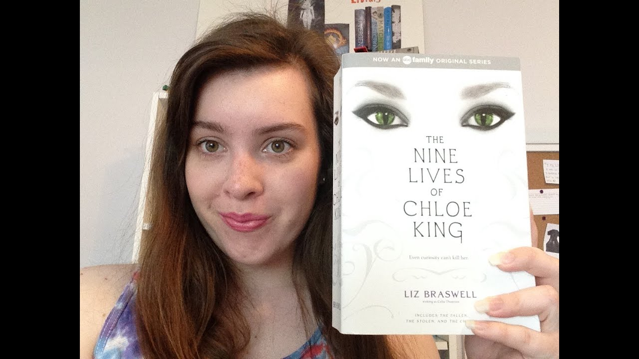 Download Book Review: The Nine Lives of Chloe King By: Liz Braswell