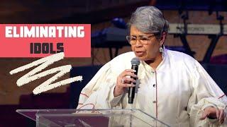 Eliminating Idols | Rev. Elaine Flake | Allen Virtual Experience