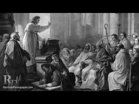 VATICAN REVOLUTION: Diocesan Priest's Had Enough
