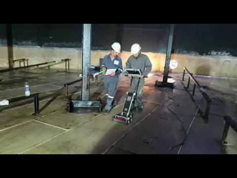 Mfe Mark Iv Scanning Tank Youtube