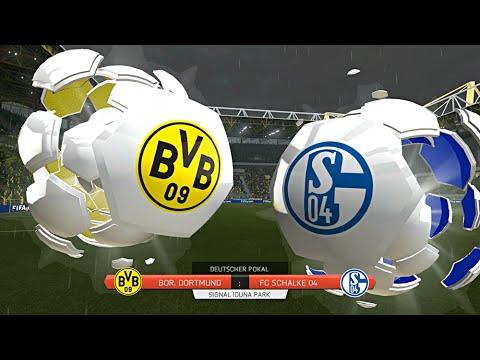 Borussia Gegen Schalke