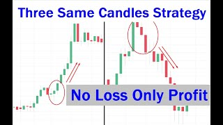 Three Same Candles Trading Strategy | Forex Accurate System