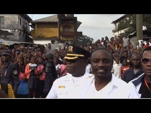 Akon helps raise $1 billion USD for Africa