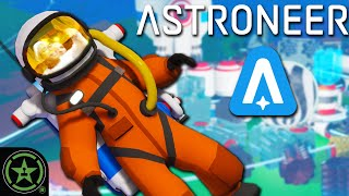 "The One Where ""Off Topic"" Fiona Shows Up - Astroneer"