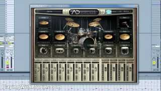 XLN Audio Addictive Drums | Review | PlayingWithPlugins