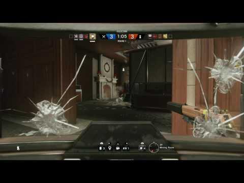 Blitz/Tachanka - R6 Siege