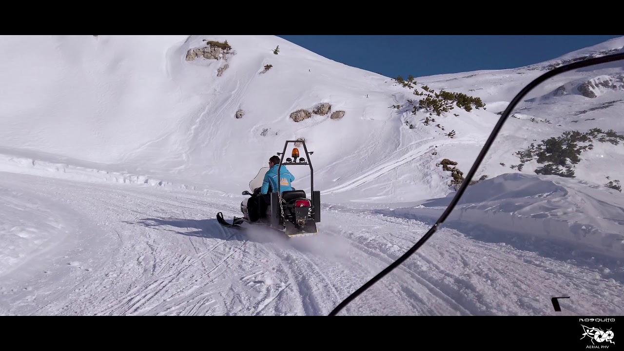 Download Misurina - Tre Cime di Lavaredo in motoslitta