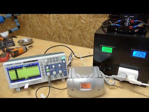 Defender iPower 600 VA. Тест, разборка стабилизатора напряжения