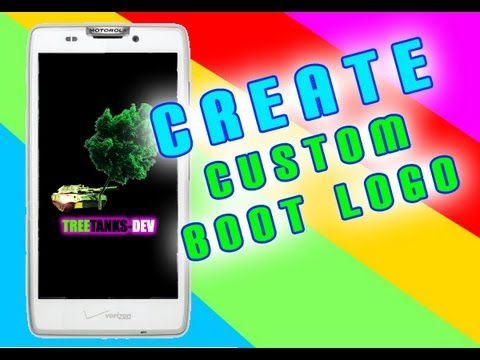 How To Create A Custom Boot Logo On Droid RAZR HD