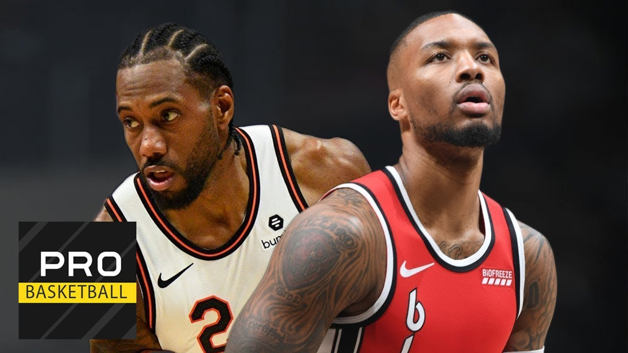 La Clippers Vs Portland Trail Blazers Nov 7 2019 2019 20 Nba Season обзор матча Youtube