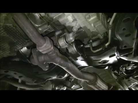 How to replace the torque Strut on a 2008 Ford Fusion with V6