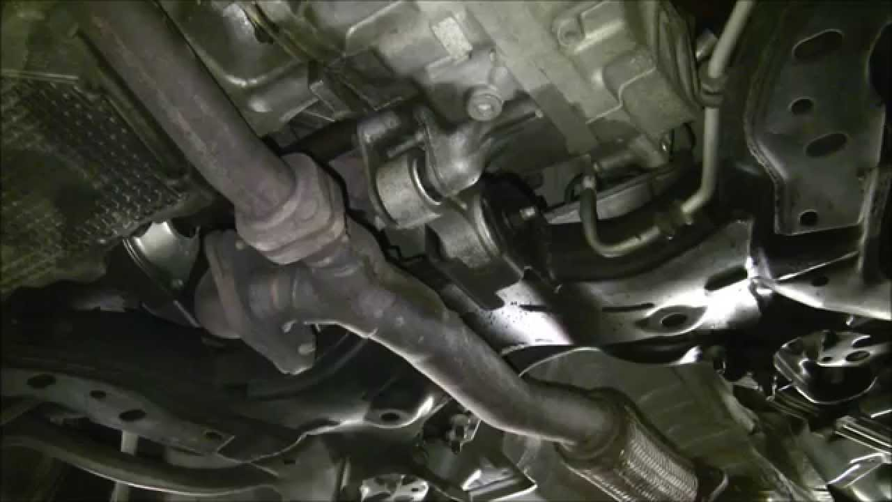 small resolution of how to replace the torque strut on a 2008 ford fusion with v6
