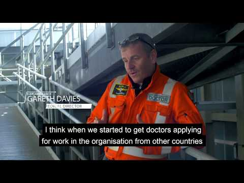When did you know the service was a success? - Dr Gareth Davies - London's Air Ambulance