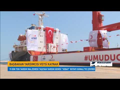 Türkiye'den Somali'ye Ramazan Yardımı