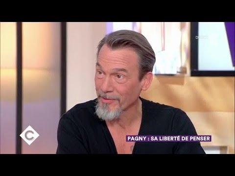 Florent Pagny : sa liberté de penser - C à Vous - 28/11/2017