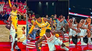 FEAR THE JUICE | RAINING 3's = Hall of Fame Cheese | NBA 2k18 MyCareer #24 thumbnail