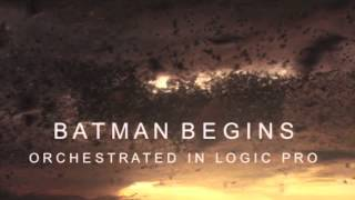 Batman Begins Molossus (Orchestrated in Logic Pro)