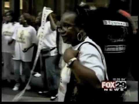 Free Kevin Brinkley (Philly's Fox 29 Interview @ Courthouse)