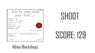 Albino Blacksheep | SHOOT | [129]