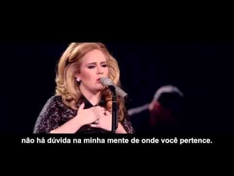 Adele - Make You Feel My Love (Legendado/Tradução)