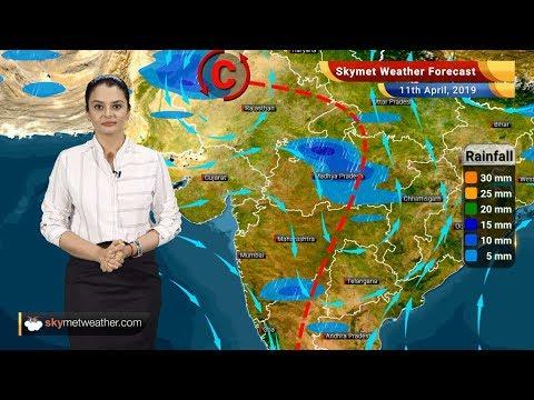 Weather Forecast April 11: Rain In Bengaluru, Kolkata And Patna, Dust Storm In Delhi, Punjab