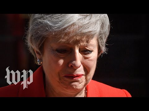 The battle for Brexit that led to Theresa May's resignation