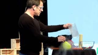 More science demonstrations please | Ruben Meerman | TEDxQUT