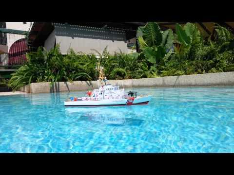 RC Island Class Coast Guard Patrol Boat