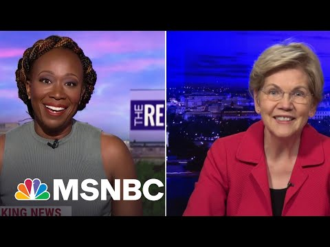 Sen. Warren: Trump Inaugural Committee Chair Indictment Is Why We Need For The People Act