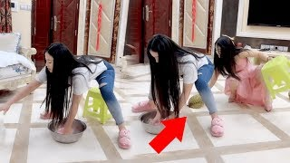 Funny Videos 2019 - People doing stupid things Part 18