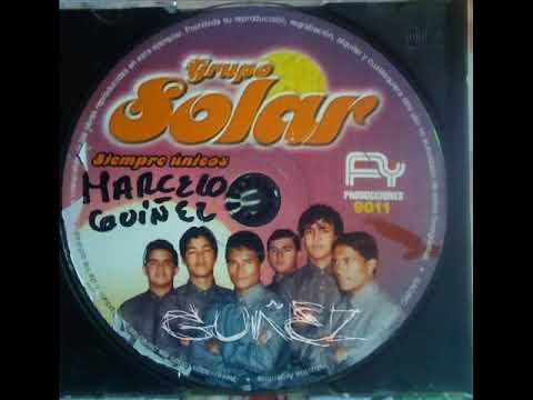 "Grupo Solar - Cd ""Siempre Únicos´´"