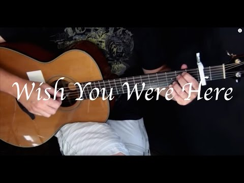 how to play wish you were here guitar